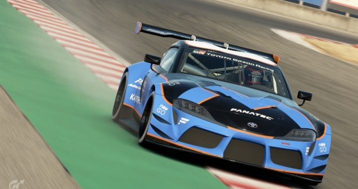 GT Sport roster qualifies for SCE